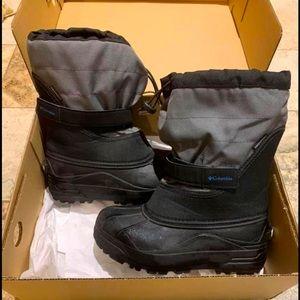 Columbia Youth Powderbug Plus II Boots
